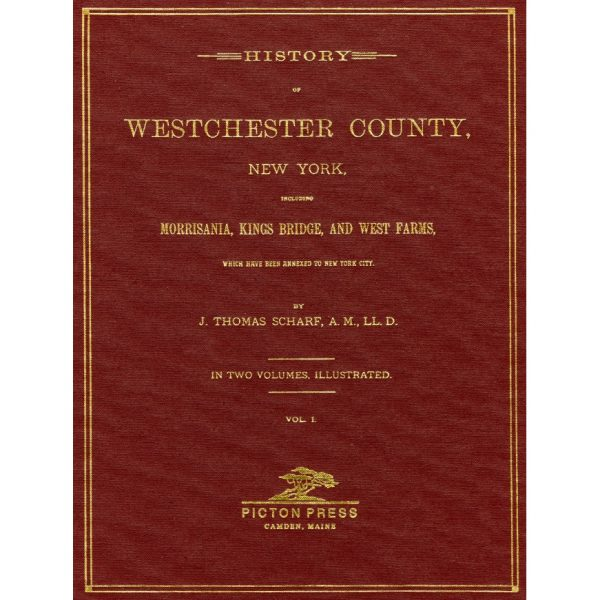 History of Westchester County, J. Thomas Scharf
