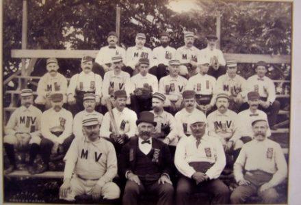 Highlights of Mount Vernon Baseball History
